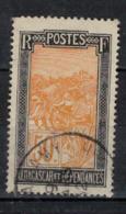 MADAGASCAR        N°  YVERT :    139  ( 2 ) OBLITERE       ( OB 8 / 45 ) - Usados