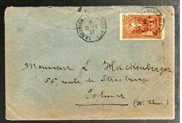 36181 - MARITIME DE MADAGASCAR - Brieven En Documenten