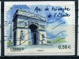 France 2010 - YT 4514 (o) Sur Fragment - Frankreich