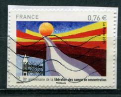 France 2015 - YT 4948 (o) Sur Fragment - Frankreich