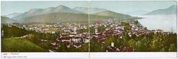 Italia / Italien / Italy: Luino, Panorama   Cca1900 - Luino