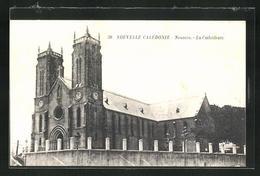 AK Nouméa, La Cathédrale - Ansichtskarten