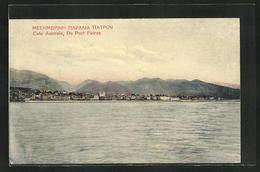 AK Patras, Cote Australe, De Port - Grecia