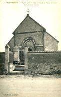 N°2901 R -cpa Vaudemange -l'église Et La Plaque Souvenir- - Otros Municipios