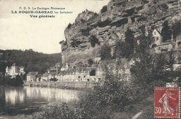 08 - 2020 - DORDOGNE - 24 - LA ROQUE GAGEAC - Près De Sarlat - Vue Générale - Andere Gemeenten