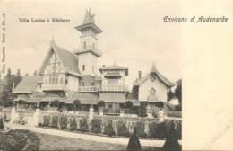 Belgique - Environs D'Audenarde - Villa Louisa à Edelaere - Nels Série 46 - N° 28 - Oudenaarde