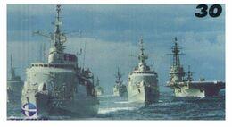(G 21) Brazil - Ship + Carrier - ネコ -Carte Tephone / Phonecard / Telefonkarte / Carta Telefonica / Tarjeta Telefónica - Army