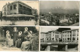 Perpignan - 4 Cartes Postales Differents - 4 Verschillende Prentkaarten - 4 Different Postcards - Voir Scans - Zie Scans - Perpignan