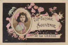 LA CHATRE - INDRE  -  (36)  -  RARE CPA 1913 - La Chatre