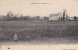 CLUIS - INDRE  -  (36)  -  CPA 1914 - PETITE ANIMATION.. - Altri Comuni