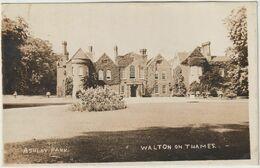 ANGLETERRE SURREY WALTON ON THAMES ASHLEY PARK - Surrey
