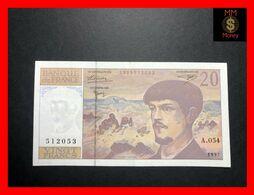 FRANCE 20 Francs 1997   P. 151   XF - 1962-1997 ''Francs''