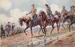 RUSSIE , Grand Duc Nicolas En Hussard De La Garde Et Cosaques , * 396 66 - Russia
