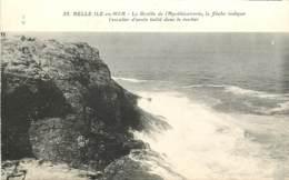 56 , BELLE ILE , Grotte De L'Apothicairerie , * 400 16 - Belle Ile En Mer