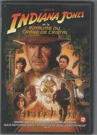 DVD INDIANA JONES ET LE ROYAUME DU CRÂNE DE CRISTAL HARRISON FORD/STEVEN SPIELBERG TRèS BON ETAT & RARE - Action, Adventure