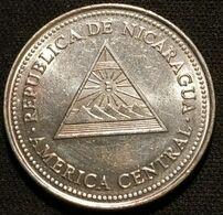 NICARAGUA - 1 CORDOBA 1997 - KM 89 - Nicaragua