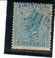 18-LP311 RHISNE - 1865-1866 Perfil Izquierdo