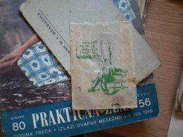 Cellophane Bag For Cigarettes - Empty Tobacco Boxes