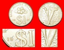 · DOLLAR SIGN: MALAYSIA ★ 1 RINGGIT 1991! LOW START★ NO RESERVE! - Malasia