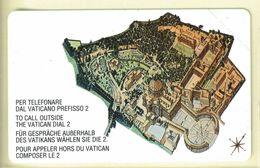 CARTA TELEFONICA VATICANA - NUMERO 9 - NUOVA - URMET- GARANTITA MAGNETIZZATA SERIE 9-000114174 - VATICAN PHONE CARD - Vatikan