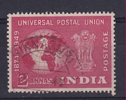 India: 1949   U.P.U.    SG326     2a    Used - Used Stamps