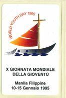 CARTA TELEFONICA VATICANA - NUMERO 10 - NUOVA - URMET- GARANTITA MAGNETIZZATA SERIE 10-000147449 - VATICAN PHONE CARD - Vatikan