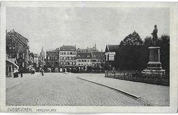 Zweibruecken. Herzogplatz. - Zweibrücken