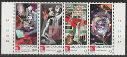 SINGAPOUR - N°923/6 ** (1999) - Singapore (1959-...)