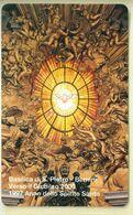CARTA TELEFONICA VATICANA - NUMERO 39/43 - NUOVA - URMET- GARANTITE MAGNETIZZATE - VATICAN PHONE CARD - Vatikan