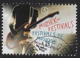 Muziekfestivals - Belgium