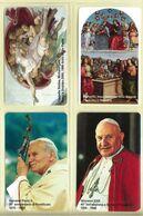 CARTA TELEFONICA VATICANA - NUMERO 52/55 - NUOVA - URMET- GARANTITE MAGNETIZZATE - VATICAN PHONE CARD - Vatikan
