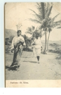 SAINT-CHRISTOPHE - Natives St. Kitts - Saint Kitts And Nevis