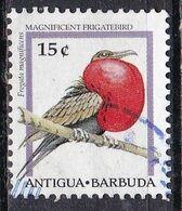 Antigua, 1995 - 15c Magnificent Frigate Bird - Nr.1867 Usato° - Antigua And Barbuda (1981-...)