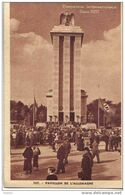 Carte Postale  75. PARIS 1937 Exposition  Internationale  Pavillon De L' Allemagne Nazi - Sin Clasificación