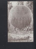 Grossbritannien Great Britain Balloon Federation Of Discharged Sailors And Soldiers - Fesselballons