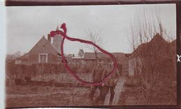 ( 80 ) - Marchelepot  Photo Allemande 1° Guerre - Frankreich