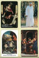 CARTA TELEFONICA VATICANA €- NUMERO 106/109 - NUOVA - URMET- GARANTITE MAGNETIZZATE - VATICAN PHONE CARD - Vatikan