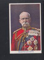 Grossbritannien Great Britain PK 1918 Field Marshal Earl Roberts - Personen