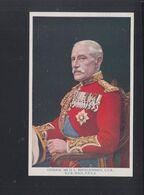 Grossbritannien Great Britain PK 1918 General Smith-Dorrien - Personen