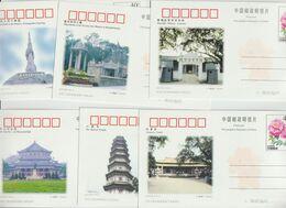 Chine. China Scenic Spots Of Guangzhou. Cartes Postales - 1949 - ... Repubblica Popolare