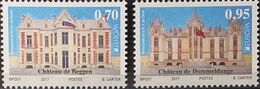 LUXEMBOURG - MNH As Scan - VERY SPECIAL PRICE!!! - Europa 2017 - Complete Set Of 2 Stamps - Yvert 2070/71 - Neufs