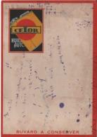 Buvard Ancien Usagé / Huile Auto / CELOR /Vers 1930-1950    BUV470 - Idrocarburi