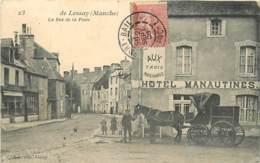 50 , LESSAY , Rue De La Poste , * 421 80 - Frankreich