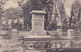 ( 80 ) - Punchy Cimetière Friedhof  Carte Allemande 1° Guerre - Frankreich