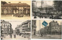 Lot N°8 De 15 CPA & CPSM  Amiens / A Voir !!! - Amiens
