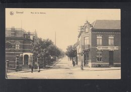 Belgien AK Genval Rue De La Station 1917 - Rixensart