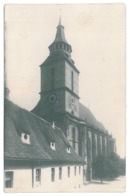 RO 00 - 15494 BRASOV, Black Church, Romania - Old Postcard, Real PHOTO - Unused - Romania