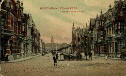 BERCHEM-ANVERS Avenue Victor Jacobs. ANTWERPEN ANVERS // Bélgica Belgique - Other