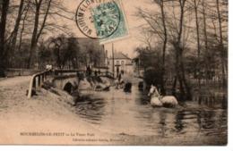 Mourmelon-le-Petit- Le Vieux Pont - Frankreich