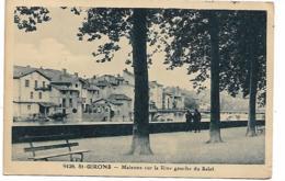 ST-GIRONS - Maisons Sur La Rive Gauche Du Salat - Saint Girons